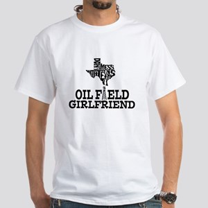 Don't Mess With Texas Oilfield Girlfriend T-Shirt