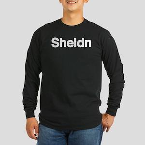 Sheldn Long Sleeve Dark T-Shirt
