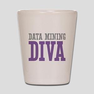 Data Mining DIVA Shot Glass