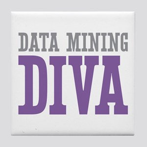 Data Mining DIVA Tile Coaster