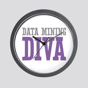 Data Mining DIVA Wall Clock