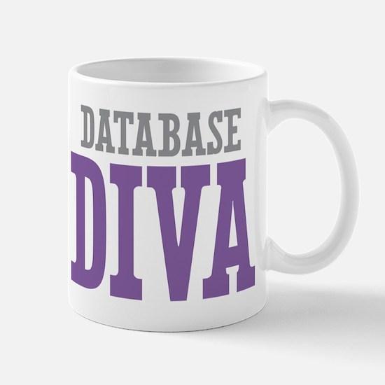 Database DIVA Mug