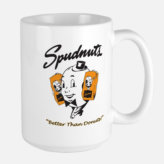 spudman for white shirts Mugs