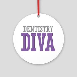 Dentistry DIVA Ornament (Round)
