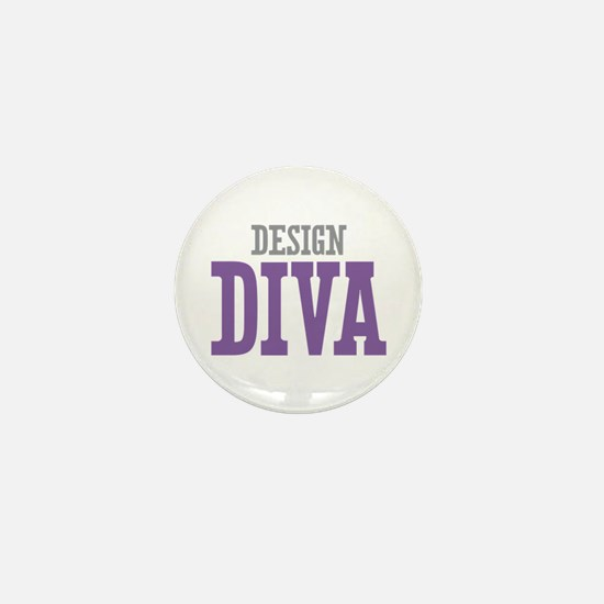 Design DIVA Mini Button
