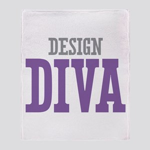 Design DIVA Throw Blanket