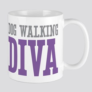Dog Walking DIVA Mug