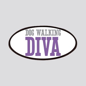 Dog Walking DIVA Patches