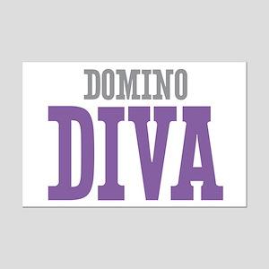 Domino DIVA Mini Poster Print
