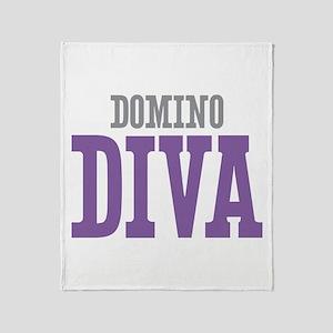 Domino DIVA Throw Blanket