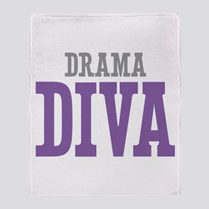 Drama DIVA Throw Blanket