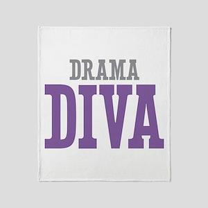 Drama DIVA Throw Blanket