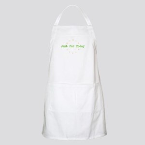 Just for today Apron