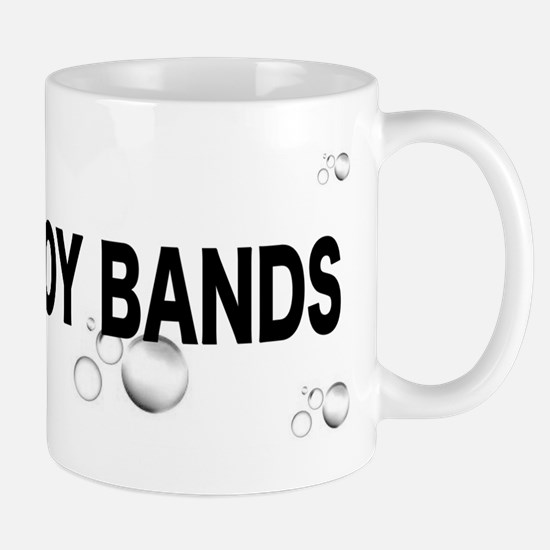 Viva La Boy Bands Mug