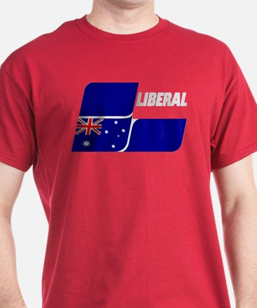 Liberal Party Logo T-Shirt