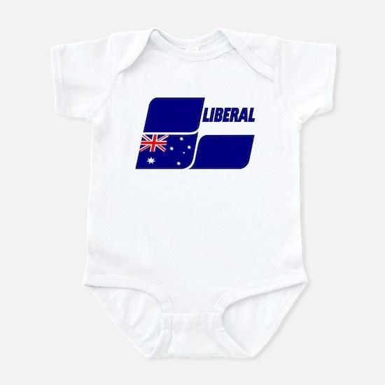 Liberal Party Logo Infant Bodysuit