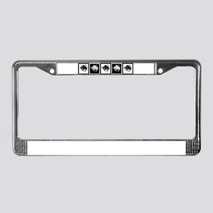 Zodiac #4 - License Plate Frame