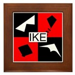 IKE Framed Tile
