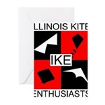 IKE Greeting Cards (Pk of 10)