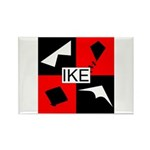 IKE Rectangle Magnet (100 pack)