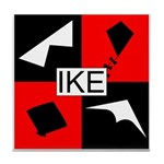 IKE Tile Coaster