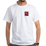 IKE White T-Shirt