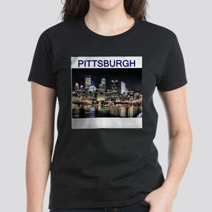 pittsburgh gifts and tee-shir Women's Dark T-Shirt