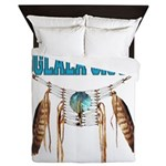 Proud to be Oglala Sioux Queen Duvet