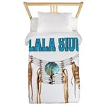 Proud to be Oglala Sioux Twin Duvet