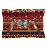 Proud to be Oglala Sioux Pillow Case