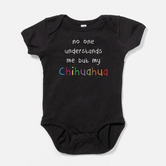 No One Understands Baby Bodysuit