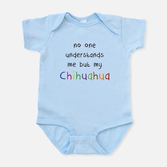No One Understands Infant Bodysuit