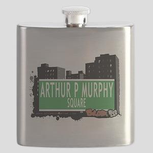 ARTHUR P MURPHY SQ Flask