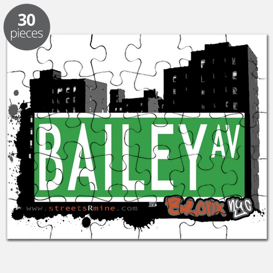 Bailey Ave Puzzle