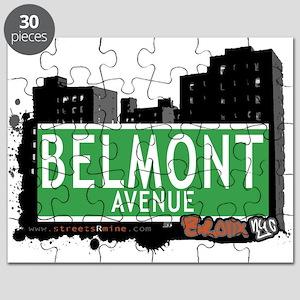 Belmont Ave Puzzle