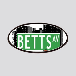 Betts Ave Patches