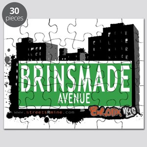 Brinsmade Ave Puzzle