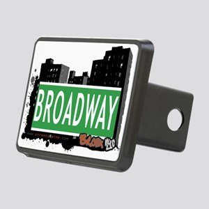 Broadway Rectangular Hitch Cover