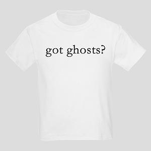 got ghosts? Kids T-Shirt