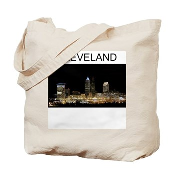 cleveland gifts and t-shirts Tote Bag