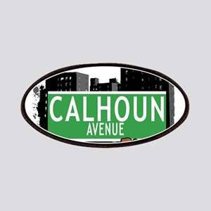 Calhoun Ave Patches