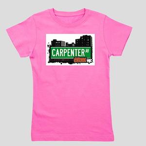 Carpenter Ave Girl's Tee