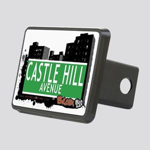 Castle Hill Ave Rectangular Hitch Cover