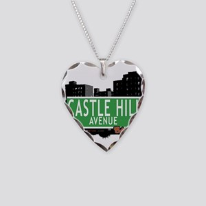 Castle Hill Ave Necklace Heart Charm
