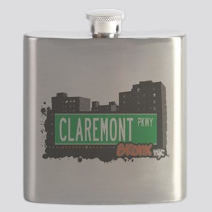 CLAREMONT PKWY Flask