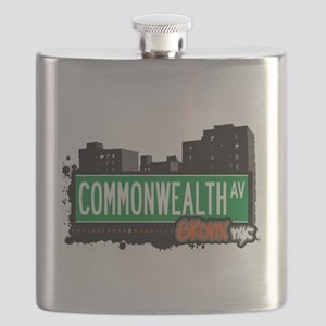 Commonwealth Ave Flask