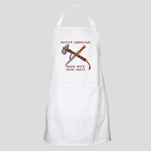 Native American/Irish Apron