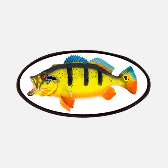 Peacock Bass Patches
