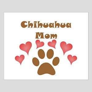 Chihuahua Mom Poster Design