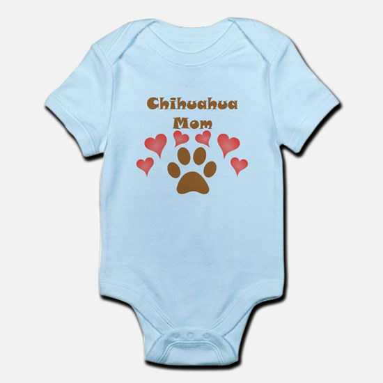 Chihuahua Mom Body Suit